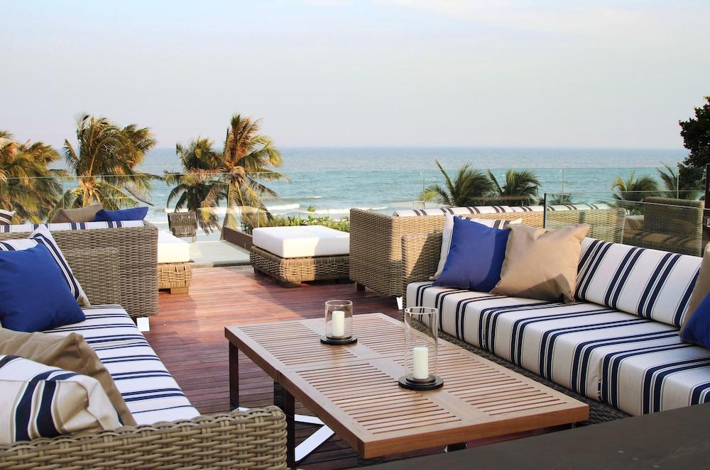 케이프 니드라 호텔 후아힌(Cape Nidhra Hotel Hua Hin) Hotel Image 53 - Terrace/Patio