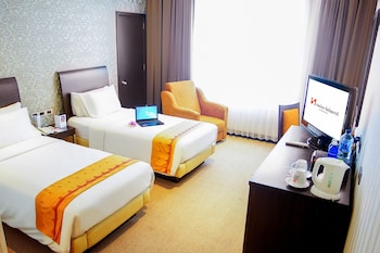 Deluxe Superior Twin Room