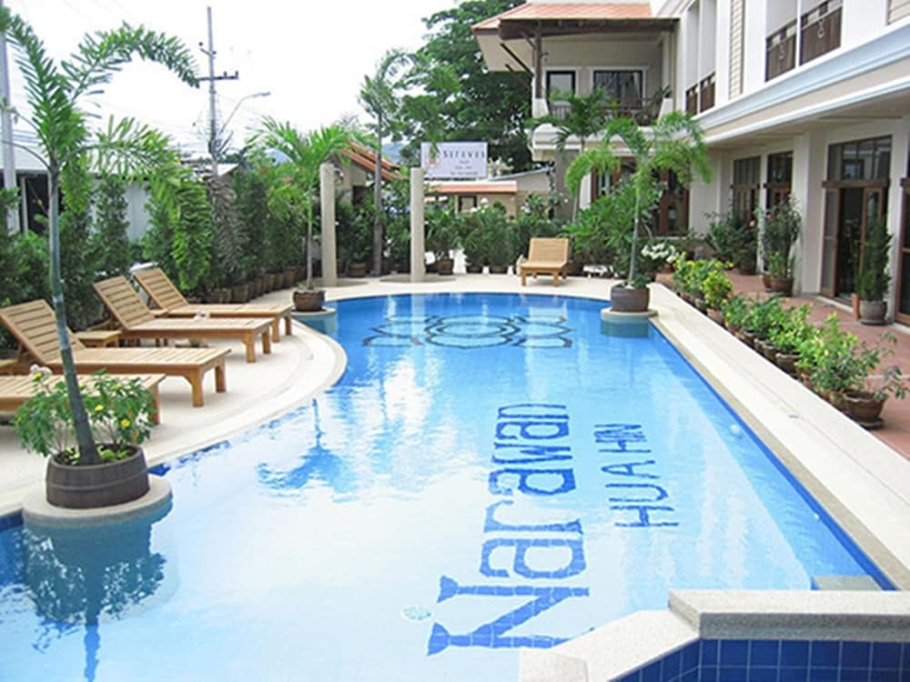 나라완 호텔(Narawan Hotel) Hotel Image 15 - Outdoor Pool