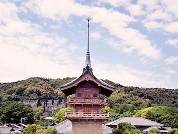 GION RYOKAN KARAKU View from Property