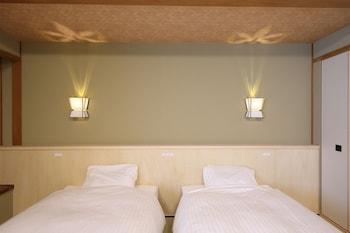 GION RYOKAN KARAKU Room