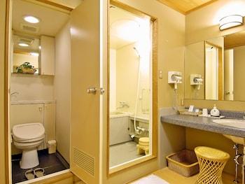 GION RYOKAN KARAKU Bathroom