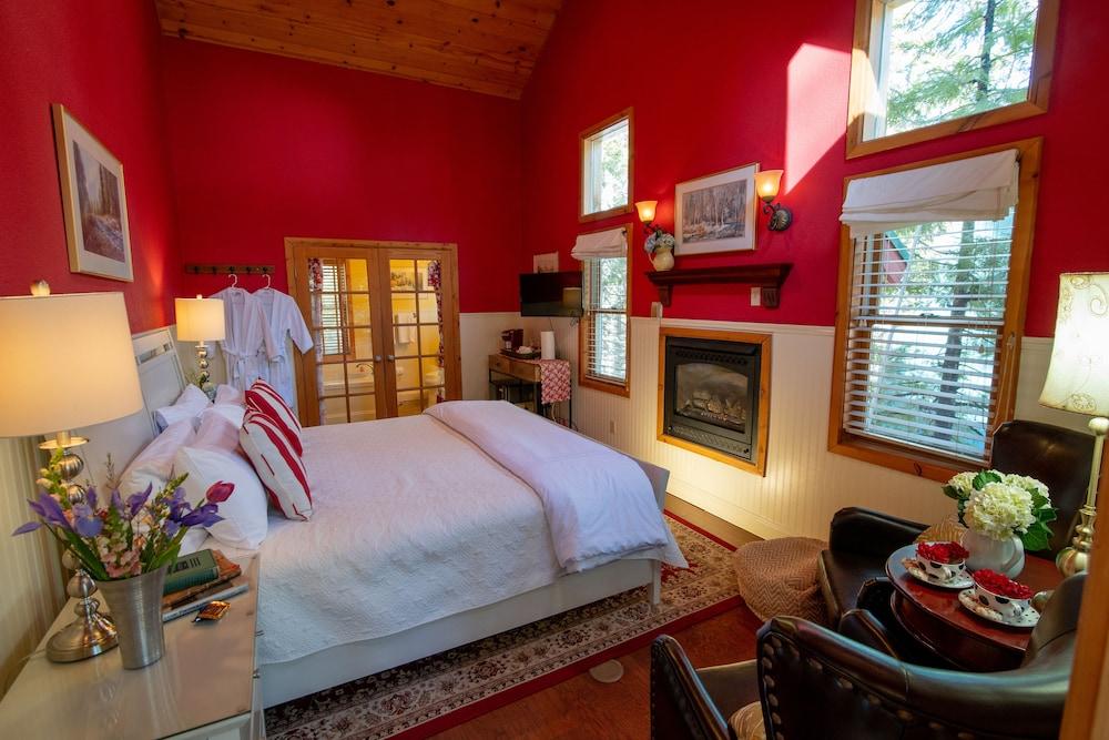 엘리어트 하우스 B&B(Elliott House Bed & Breakfast) Hotel Image 6 - Guestroom