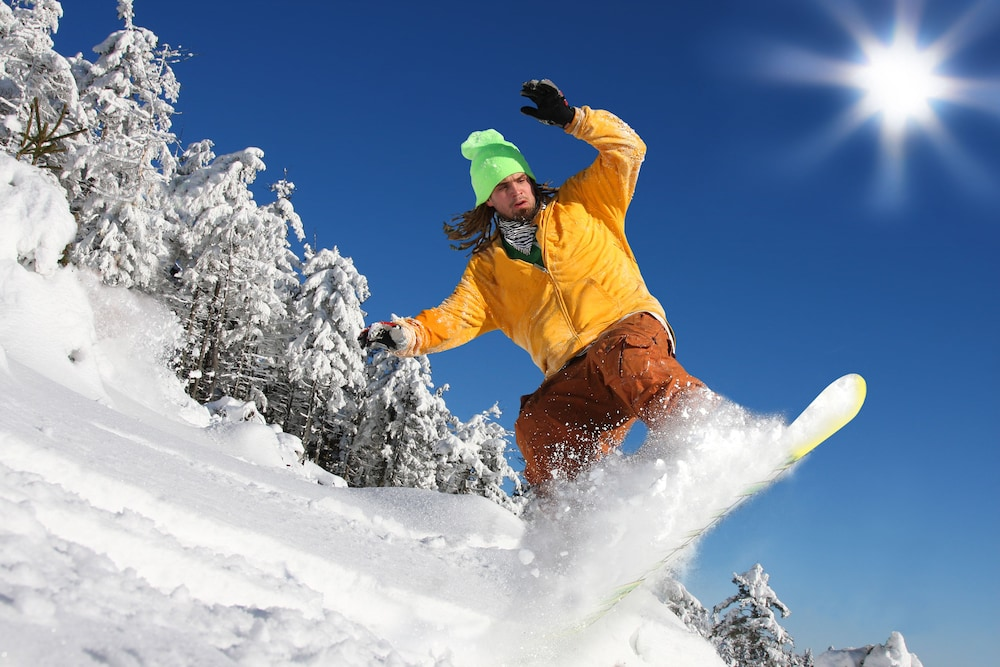 엘리어트 하우스 B&B(Elliott House Bed & Breakfast) Hotel Image 26 - Snow and Ski Sports