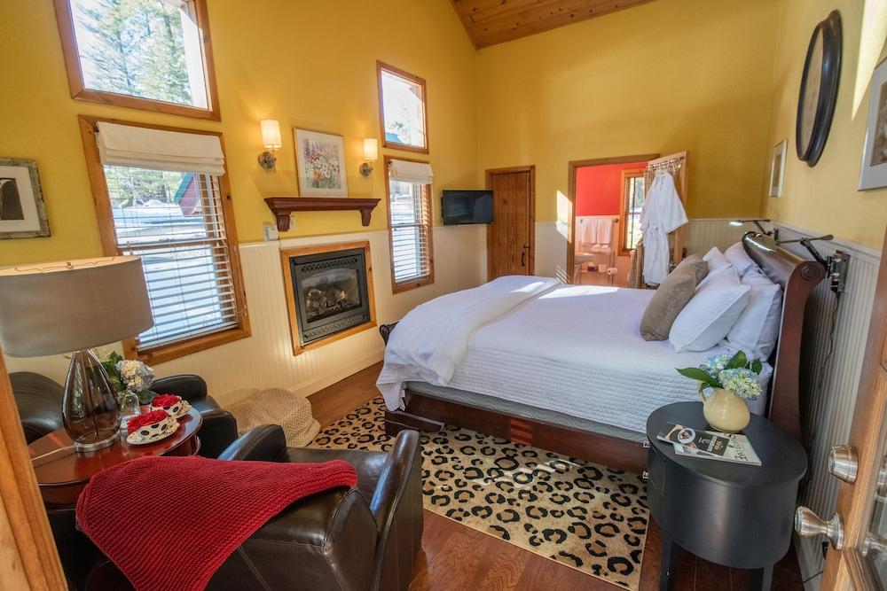 엘리어트 하우스 B&B(Elliott House Bed & Breakfast) Hotel Image 7 - Guestroom