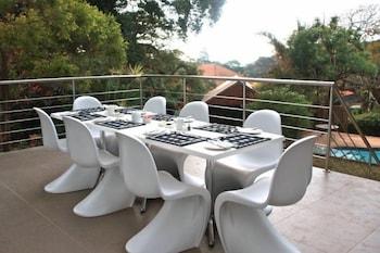 더 그레인지 게스트 하우스(The Grange Guest House) Hotel Image 18 - Breakfast Area