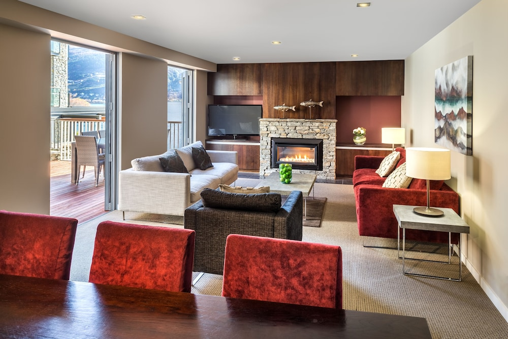 힐튼 퀸스타운 리조트 & 스파(Hilton Queenstown Resort & Spa) Hotel Image 89 - Meeting Facility