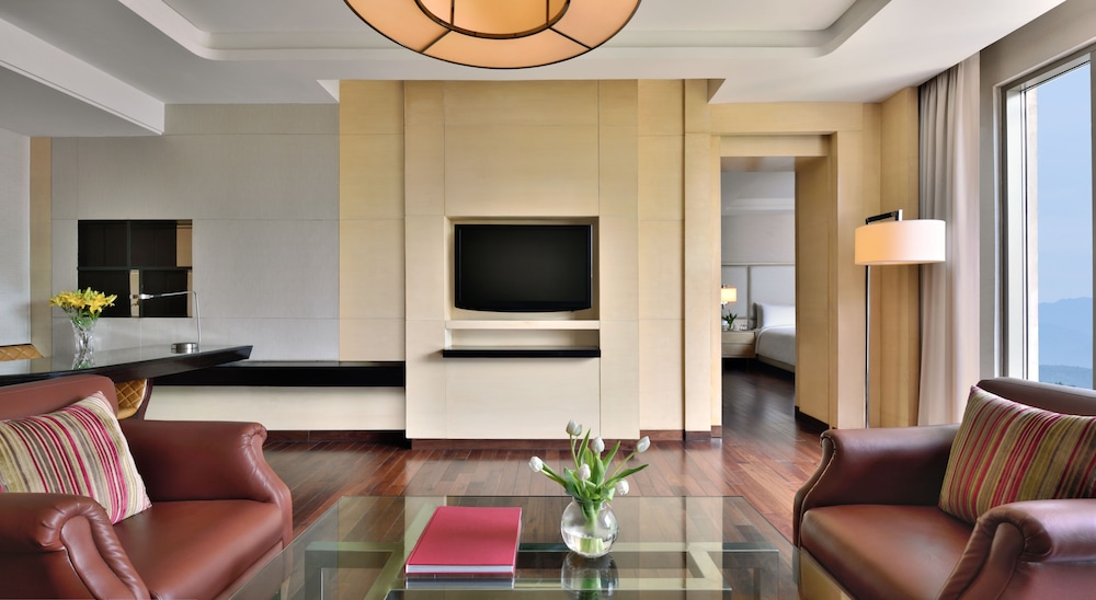 JW 메리어트 호텔 찬디가르(JW Marriott Hotel Chandigarh) Hotel Image 39 - Hotel Interior