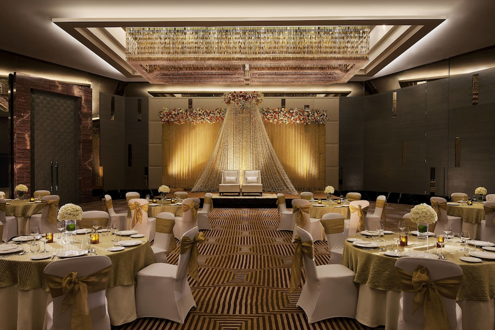 JW 메리어트 호텔 찬디가르(JW Marriott Hotel Chandigarh) Hotel Image 40 - Banquet Hall