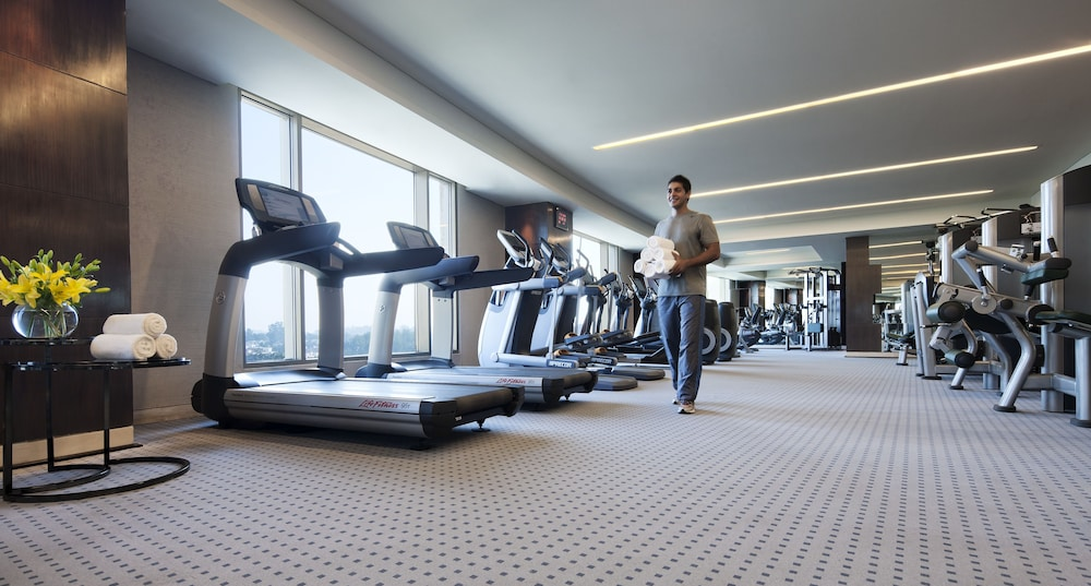 JW 메리어트 호텔 찬디가르(JW Marriott Hotel Chandigarh) Hotel Image 22 - Gym