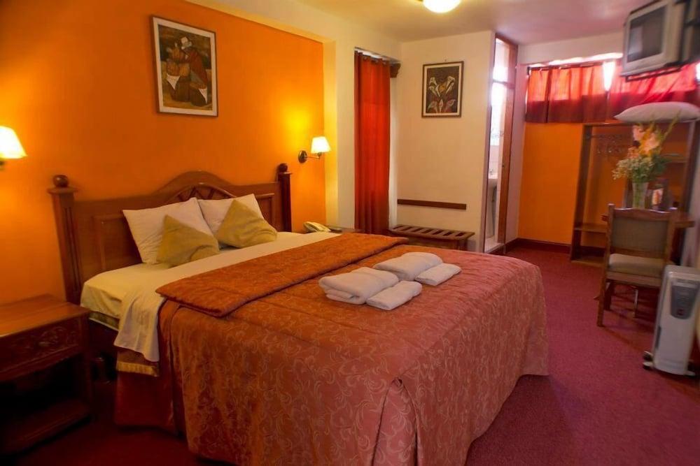 아메린카 부티크 호텔(Amerinka Boutique Hotel) Hotel Image 15 - Guestroom