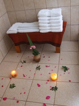 아메린카 부티크 호텔(Amerinka Boutique Hotel) Hotel Image 19 - Bathroom Amenities