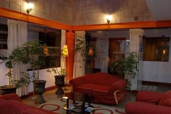 아메린카 부티크 호텔(Amerinka Boutique Hotel) Hotel Image 4 - Lobby Lounge