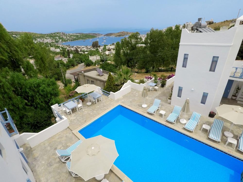 파노라마 오텔(Panorama Otel) Hotel Image 59 - Aerial View