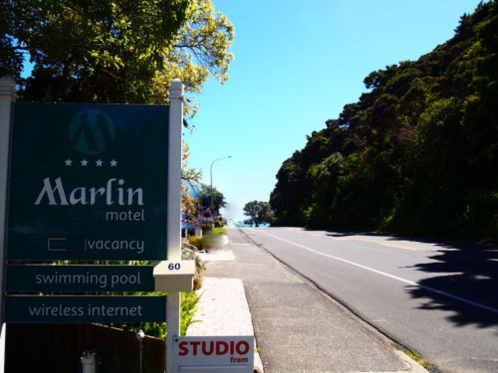 마를린 코트 모텔(Marlin Court Motel) Hotel Image 25 - Hotel Entrance
