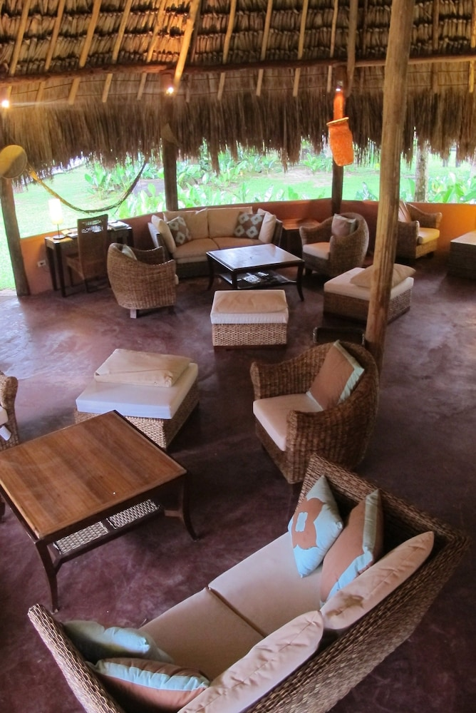 캄파멘토 타푸이 로지(Campamento Tapuy Lodge) Hotel Image 18 - Hotel Lounge