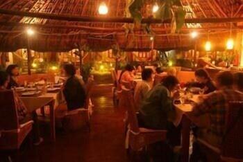 캄파멘토 타푸이 로지(Campamento Tapuy Lodge) Hotel Image 7 - Restaurant