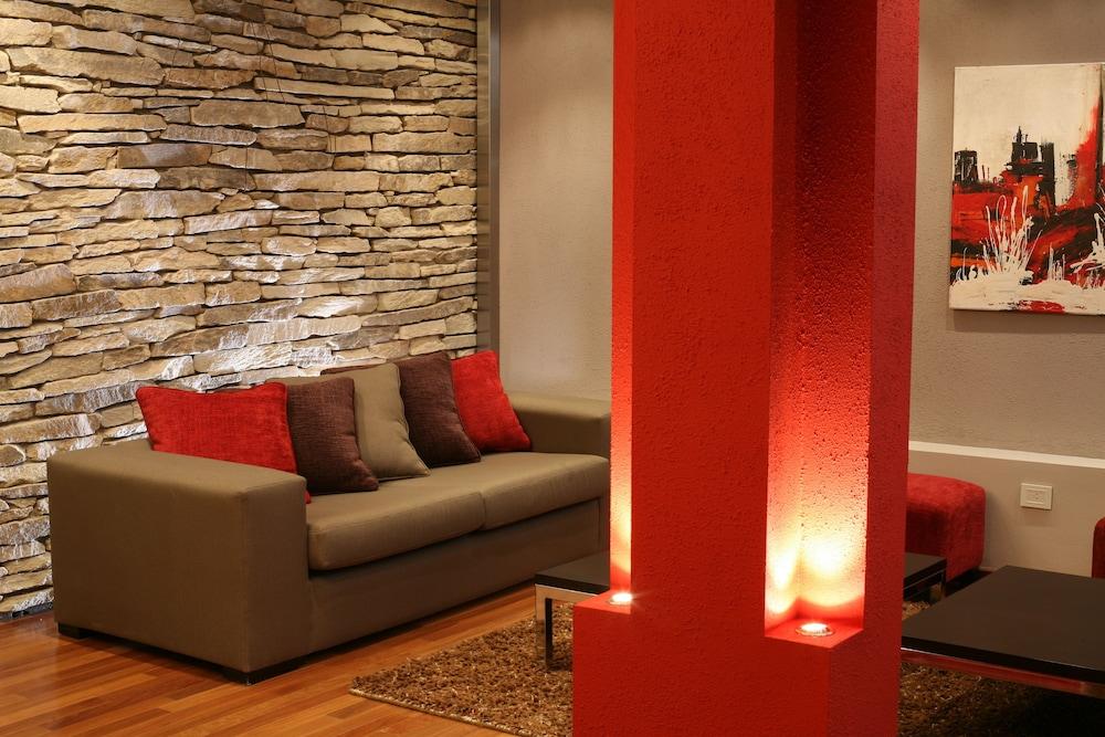 알토 안디노(Alto Andino) Hotel Image 2 - Lobby Sitting Area