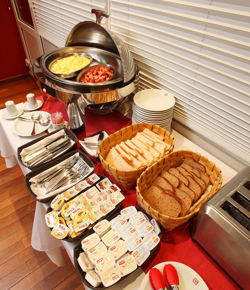 알토 안디노(Alto Andino) Hotel Image 36 - Breakfast Area