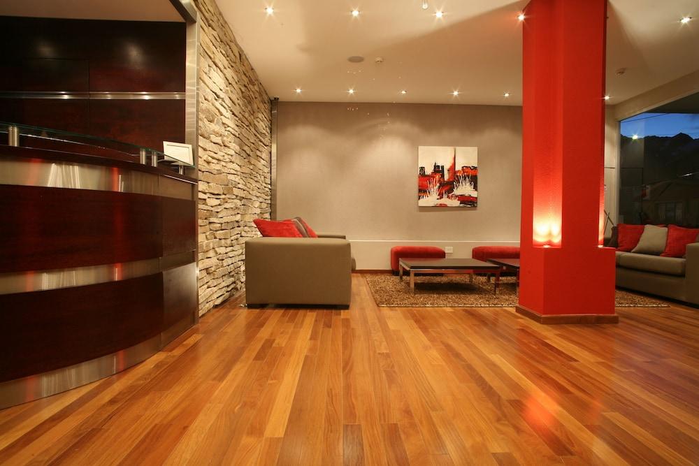 알토 안디노(Alto Andino) Hotel Image 1 - Lobby Sitting Area