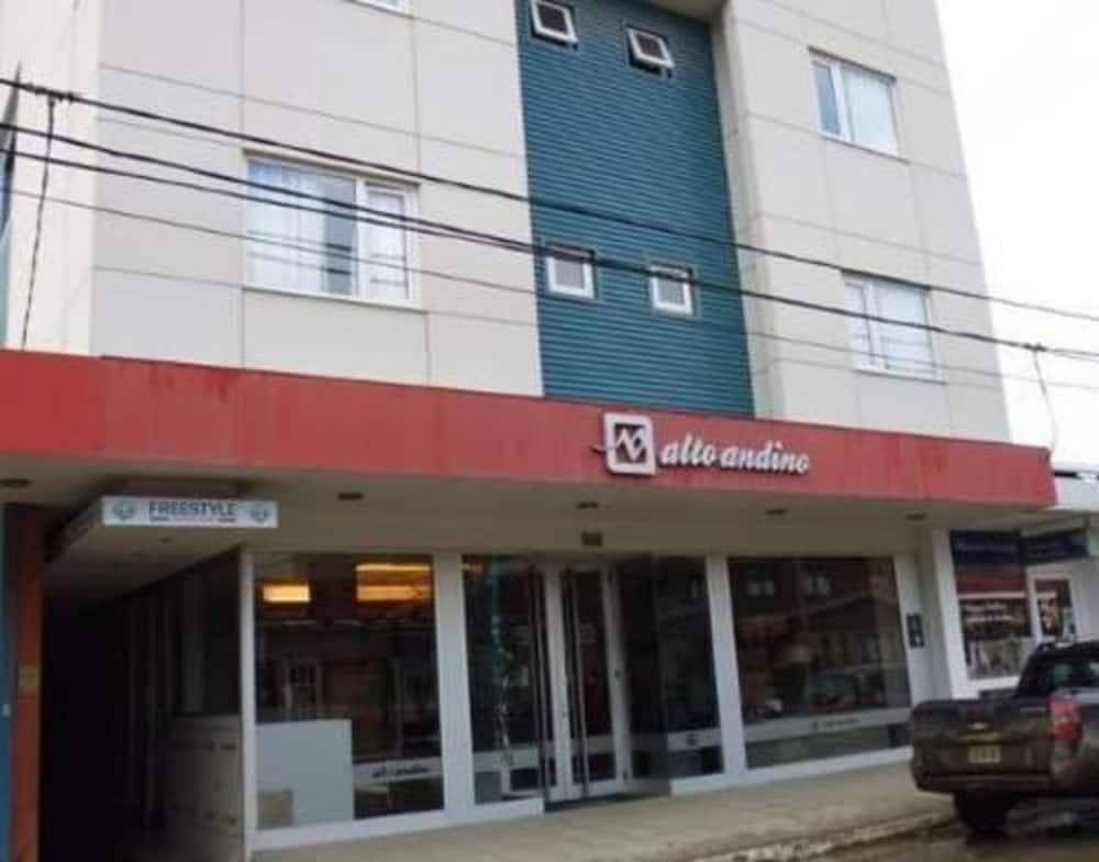 알토 안디노(Alto Andino) Hotel Image 59 - Hotel Front