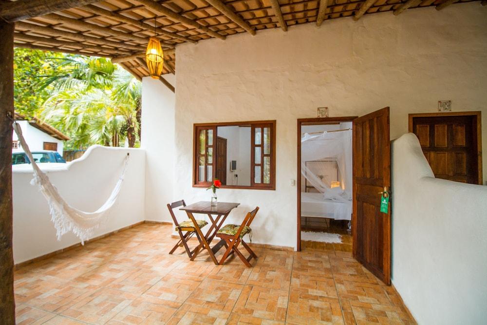 포우사다 알데이아 도 솔(Pousada Aldeia do Sol) Hotel Image 18 - Balcony