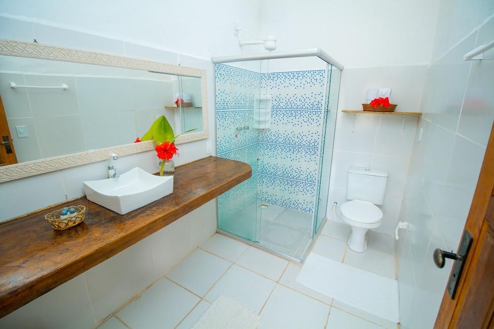 포우사다 알데이아 도 솔(Pousada Aldeia do Sol) Hotel Image 23 - Bathroom