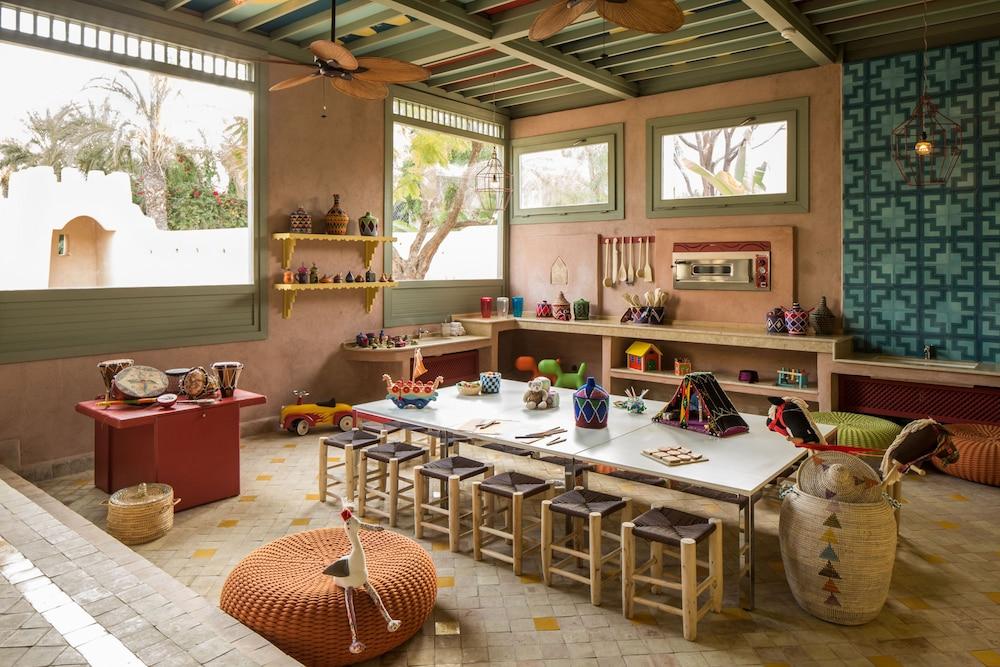 포 시즌스 리조트 마라케쉬(Four Seasons Resort Marrakech) Hotel Image 68 - Childrens Play Area - Outdoor