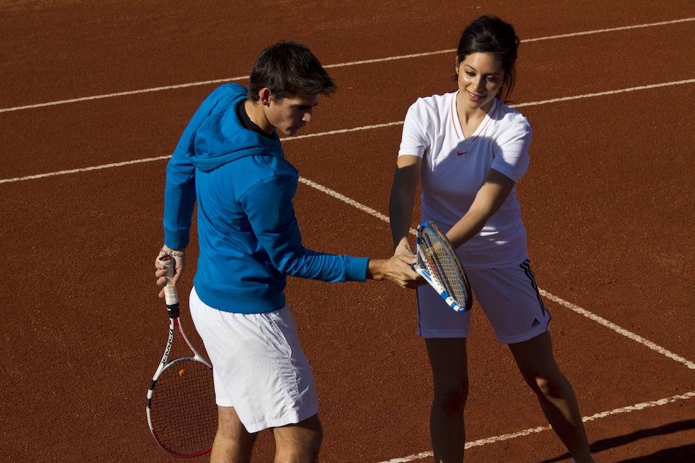 포 시즌스 리조트 마라케쉬(Four Seasons Resort Marrakech) Hotel Image 64 - Tennis Court