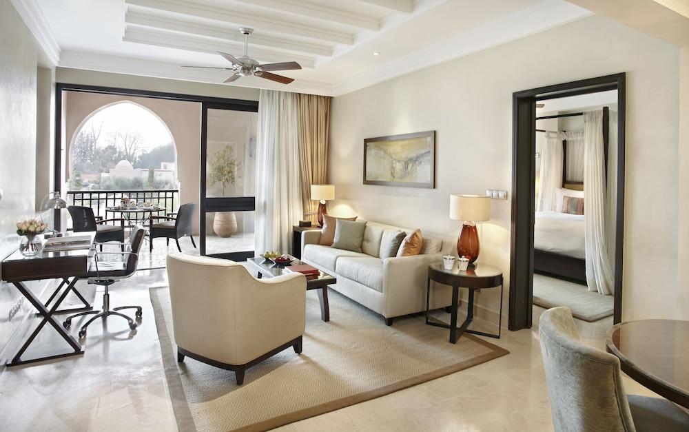 포 시즌스 리조트 마라케쉬(Four Seasons Resort Marrakech) Hotel Image 30 - Living Room
