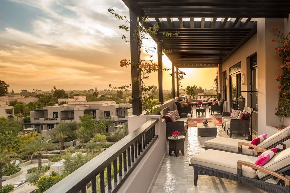 포 시즌스 리조트 마라케쉬(Four Seasons Resort Marrakech) Hotel Image 40 - Balcony