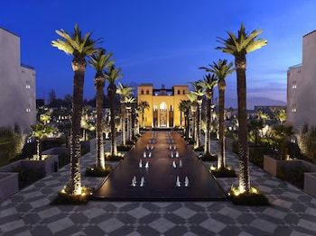 Book Four Seasons Resort Marrakech in Marrakech.