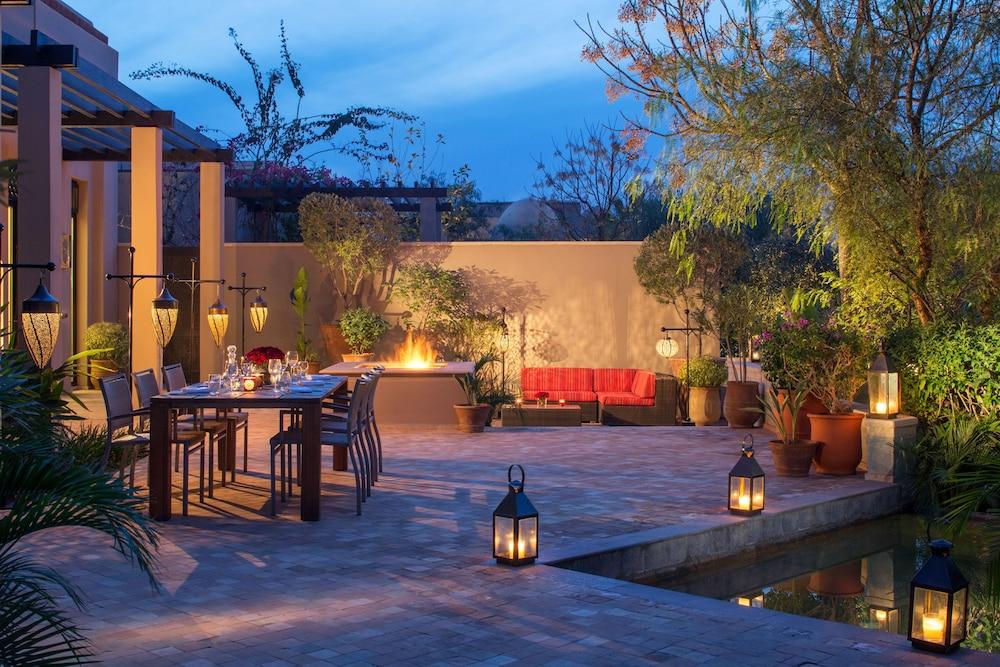 포 시즌스 리조트 마라케쉬(Four Seasons Resort Marrakech) Hotel Image 34 - Terrace/Patio