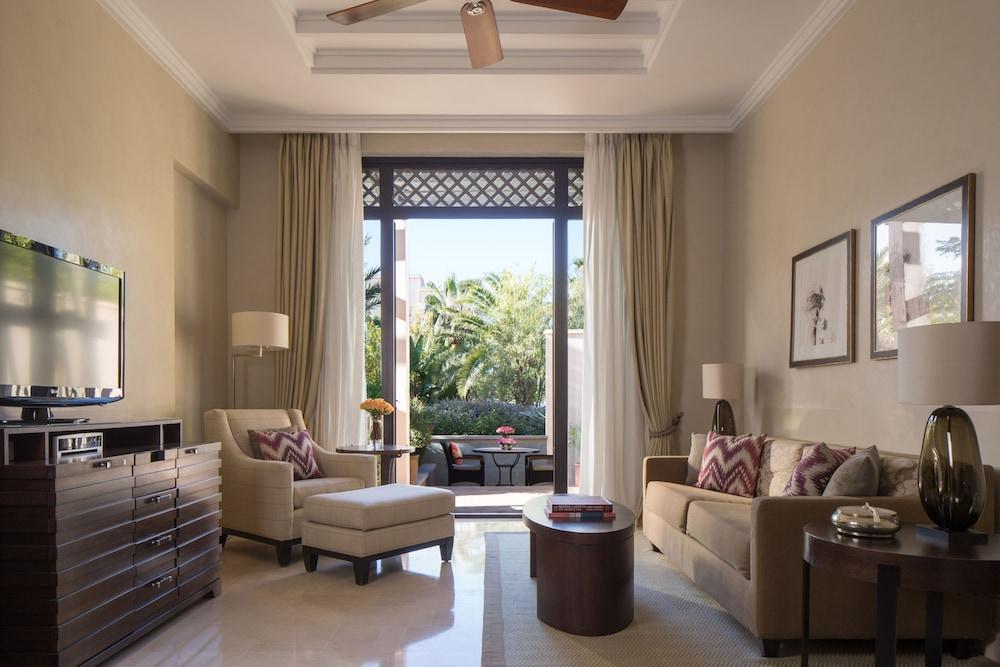 포 시즌스 리조트 마라케쉬(Four Seasons Resort Marrakech) Hotel Image 26 - Living Area