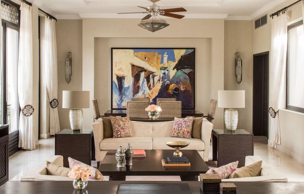 포 시즌스 리조트 마라케쉬(Four Seasons Resort Marrakech) Hotel Image 28 - Living Room