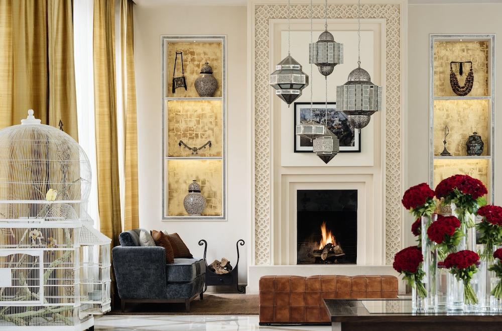 포 시즌스 리조트 마라케쉬(Four Seasons Resort Marrakech) Hotel Image 1 - Lobby Sitting Area