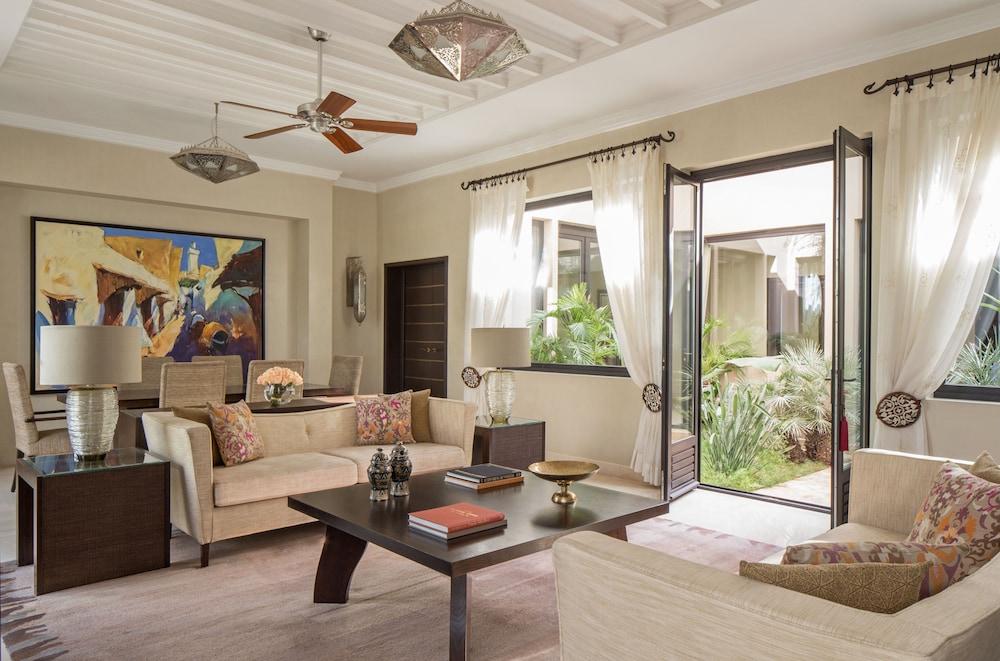 포 시즌스 리조트 마라케쉬(Four Seasons Resort Marrakech) Hotel Image 23 - Living Area