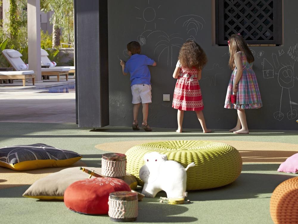 포 시즌스 리조트 마라케쉬(Four Seasons Resort Marrakech) Hotel Image 67 - Childrens Play Area - Outdoor