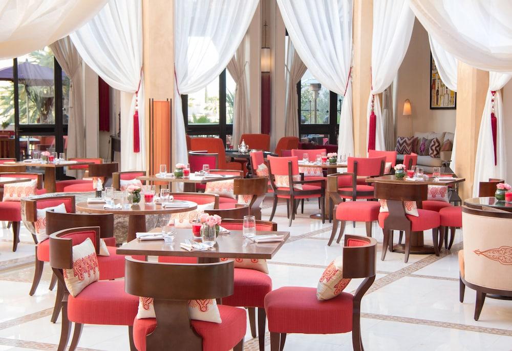 포 시즌스 리조트 마라케쉬(Four Seasons Resort Marrakech) Hotel Image 73 - Restaurant