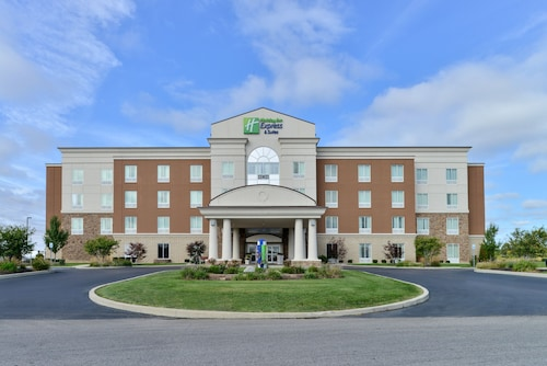 . Holiday Inn Express Hotel & Suites Terre Haute