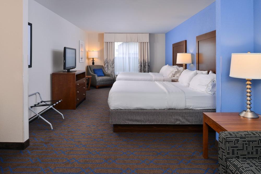 홀리데이 인 익스프레스 호텔 & 스위트 테르 오트(Holiday Inn Express Hotel & Suites Terre Haute) Hotel Image 25 - Guestroom