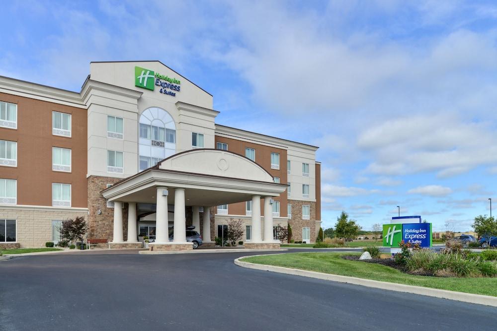 홀리데이 인 익스프레스 호텔 & 스위트 테르 오트(Holiday Inn Express Hotel & Suites Terre Haute) Hotel Image 0 - Featured Image