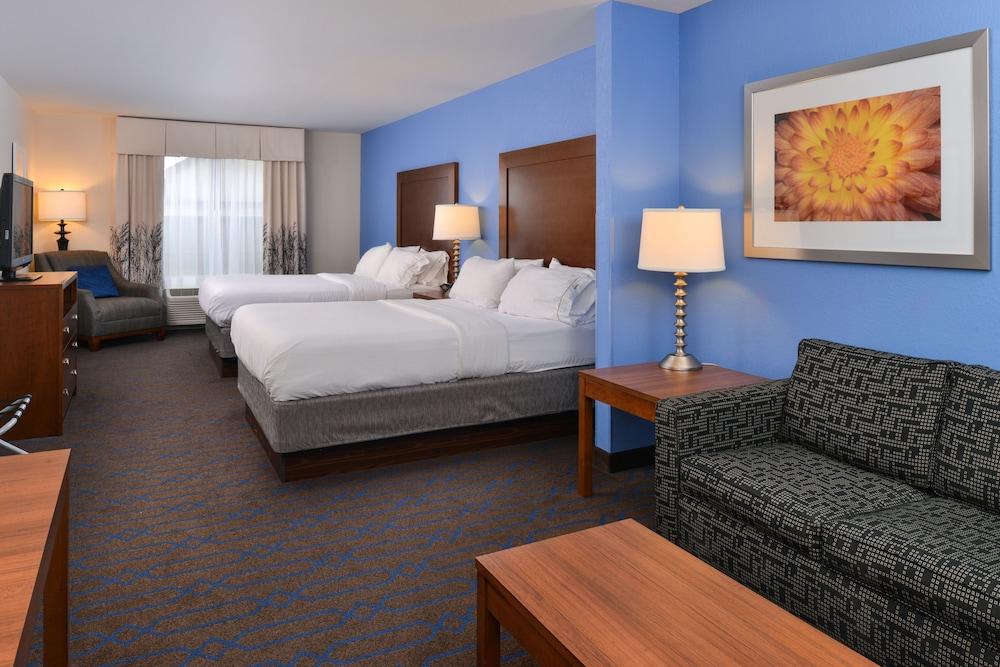 홀리데이 인 익스프레스 호텔 & 스위트 테르 오트(Holiday Inn Express Hotel & Suites Terre Haute) Hotel Image 27 - Guestroom