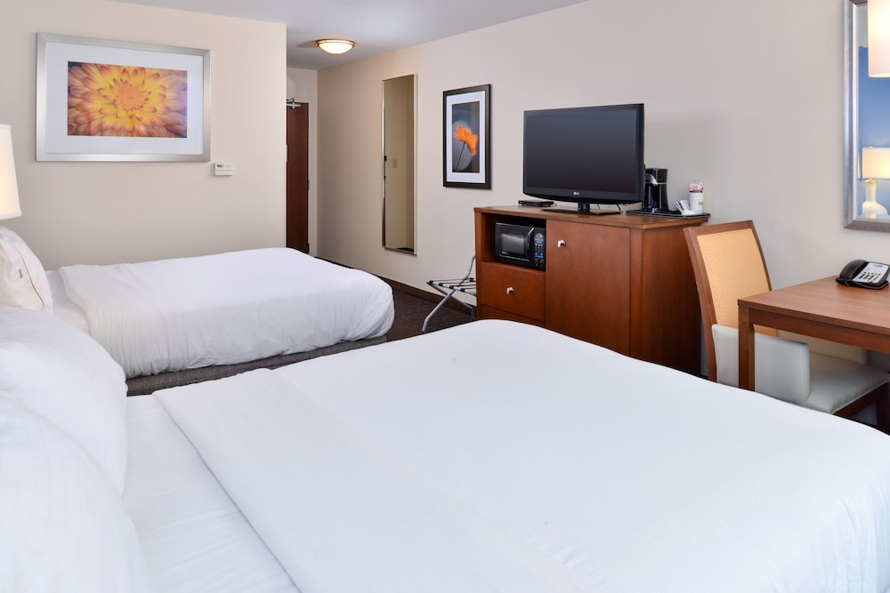 홀리데이 인 익스프레스 호텔 & 스위트 테르 오트(Holiday Inn Express Hotel & Suites Terre Haute) Hotel Image 12 - Guestroom