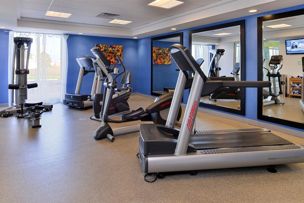 홀리데이 인 익스프레스 호텔 & 스위트 테르 오트(Holiday Inn Express Hotel & Suites Terre Haute) Hotel Image 8 - Fitness Facility