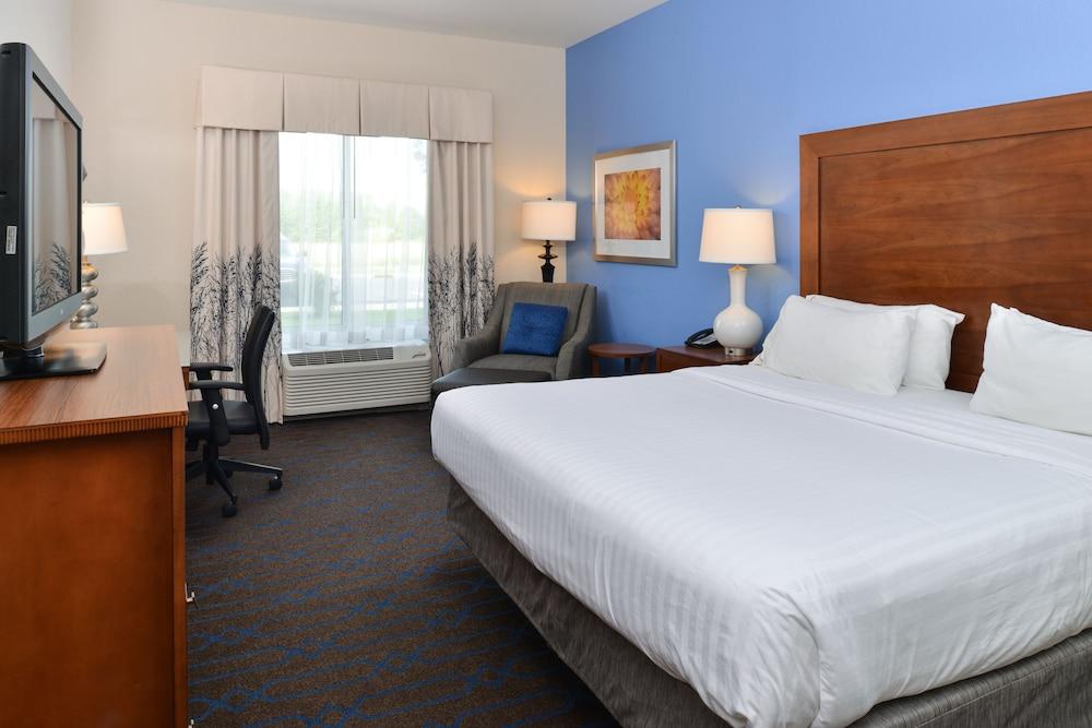 홀리데이 인 익스프레스 호텔 & 스위트 테르 오트(Holiday Inn Express Hotel & Suites Terre Haute) Hotel Image 15 - Guestroom