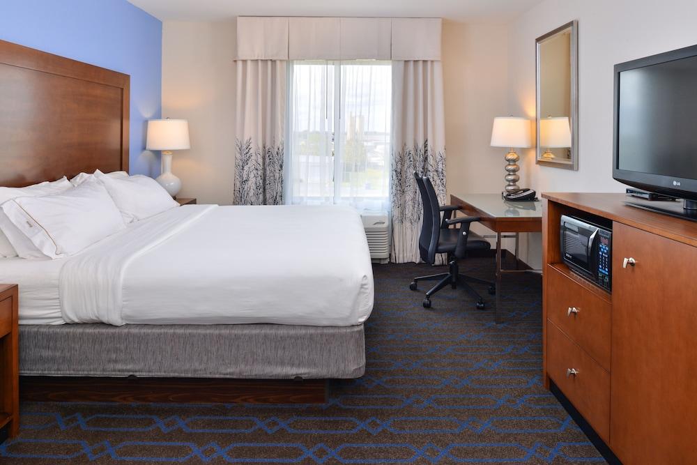 홀리데이 인 익스프레스 호텔 & 스위트 테르 오트(Holiday Inn Express Hotel & Suites Terre Haute) Hotel Image 17 - Guestroom