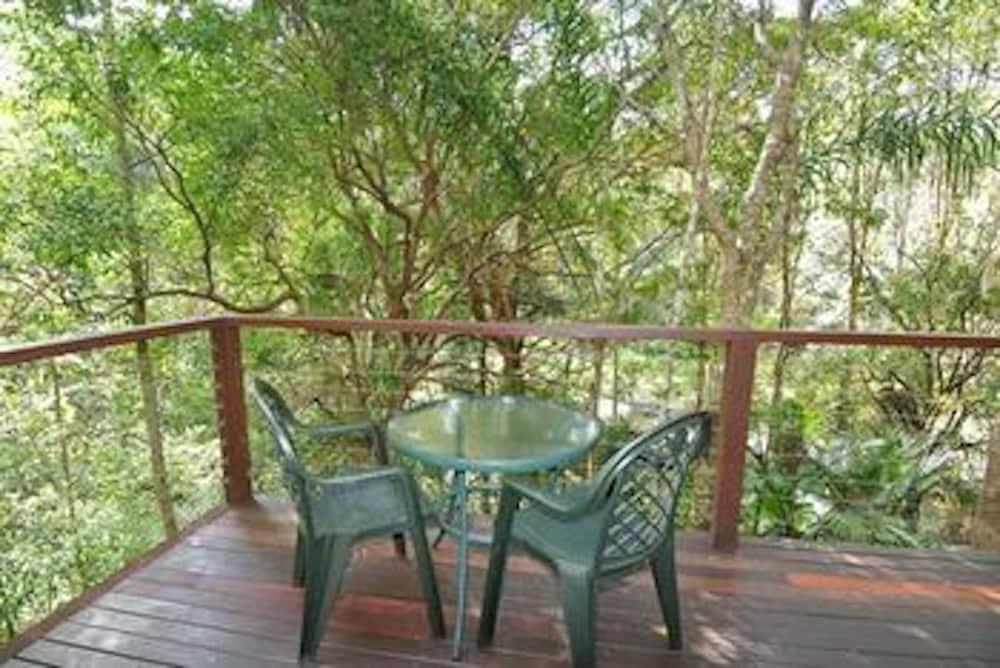 콘달릴라 에코 리조트(Kondalilla Eco Resort) Hotel Image 76 - Balcony