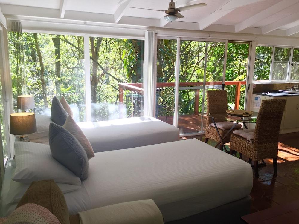 콘달릴라 에코 리조트(Kondalilla Eco Resort) Hotel Image 25 - Guestroom