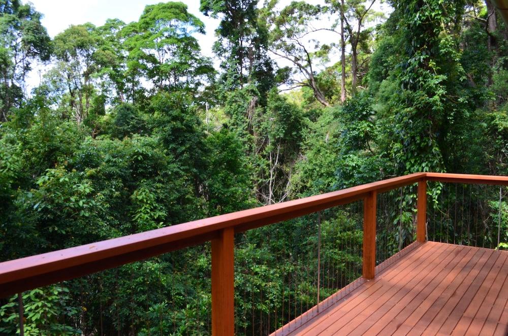 콘달릴라 에코 리조트(Kondalilla Eco Resort) Hotel Image 80 - Balcony